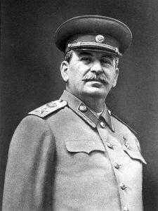 جوزف استالین متولد گرجستان که رهبر شوروی شد