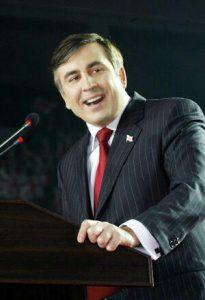 میخاییل ساکایشویلی در سال 2003 میلادی رییس جمهور گرجستان شد