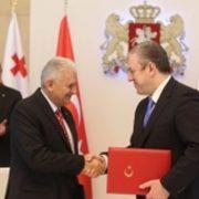 روابط ترکیه و گرجستان
