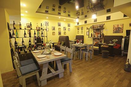 رستوران ها در تفلیس