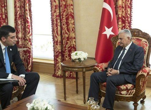 وزیر اقتصاد گرجستان