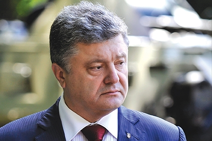 رئیس جمهور اوکراین