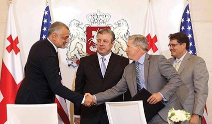 روابط دریایی گرجستان