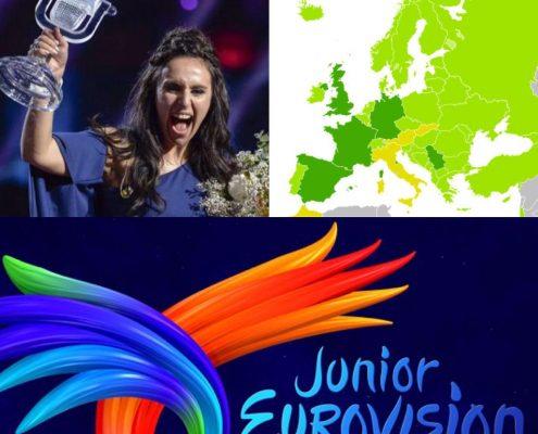 مسابقه آواز یوروویژين تفلیس