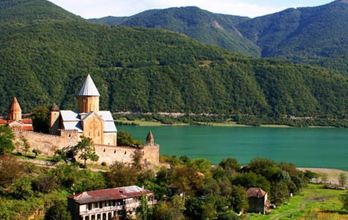 معرفی کشور گرجستان