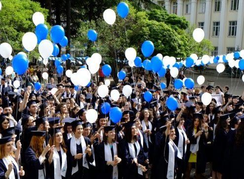 ثبت نام دانشگاه های گرجستان