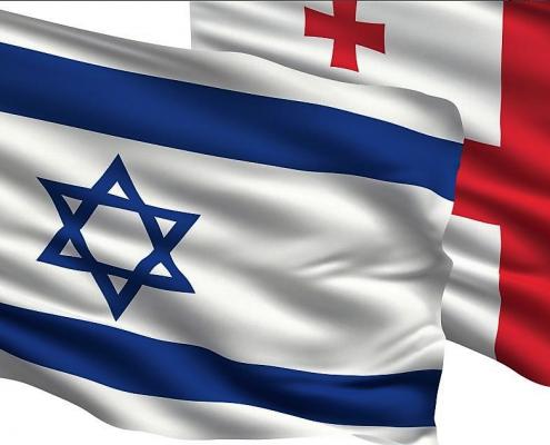 اسرائیل در گرجستان