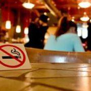 منع استعمال دخانیات در اماکن عمومی گرجستان