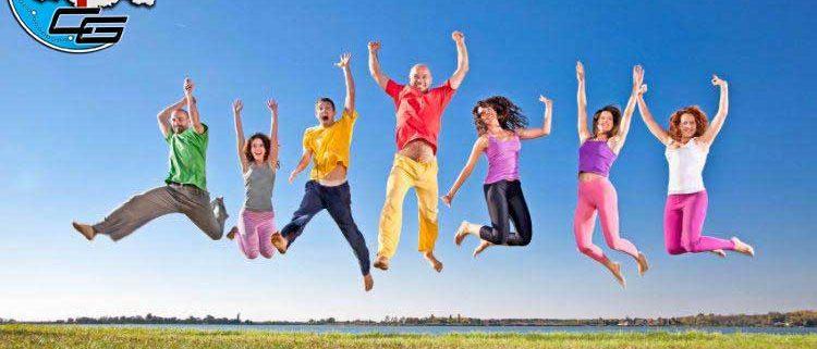 news - شادترین مردم جهان
