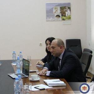 بیانیه مشترک روادید گرجستان