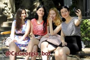 پوشش زنان گرجستان