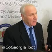 رفع سوء تفاهم های ایران و گرجستان
