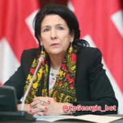 کمک هزینه انتخابات گرجستان