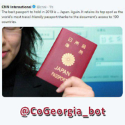 ژاپن؛ بهترین پاسپورت جهان