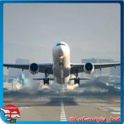 آمار مسافران هوایی گرجستان