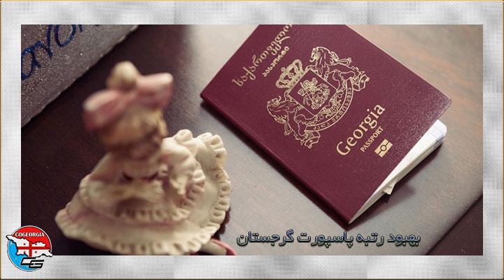 رتبه پاسپورت گرجستان