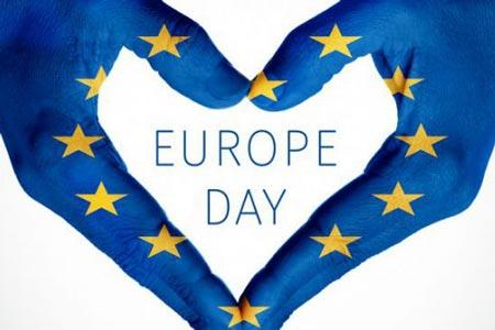 جشن روز اروپا