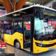 اتوبوس پیشرفته جدید