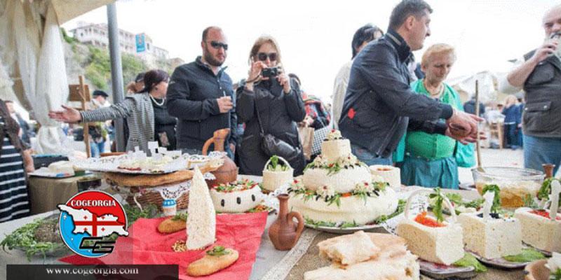 فستیوال پنیر قفقاز