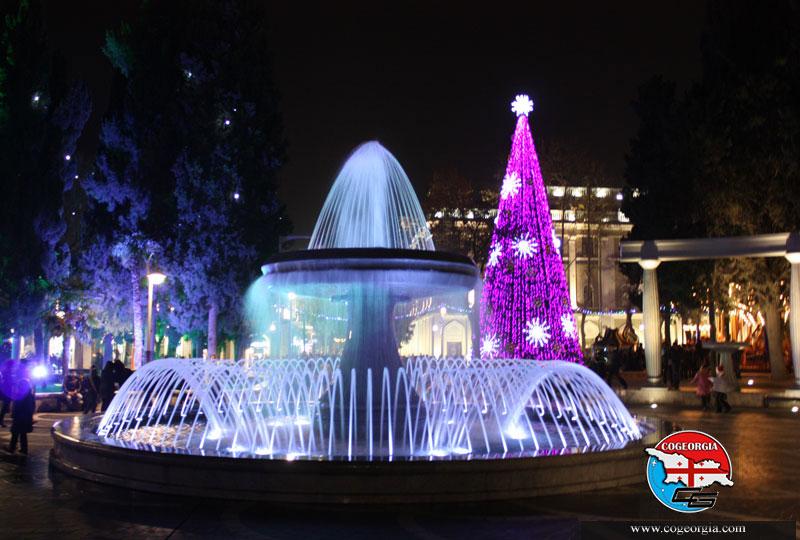 کریسمس در گرجستان