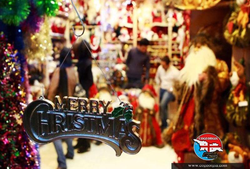 کریسمس در تفلیس