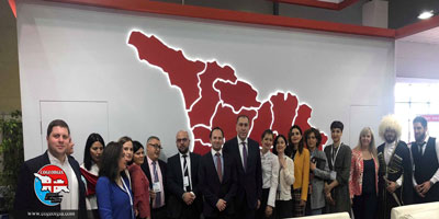 نمایشگاه گردشگری قزاقستان