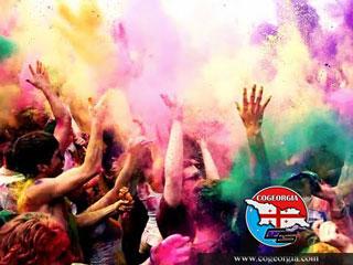 فستیوال رنگ ها