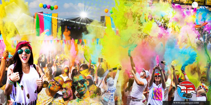فستیوال رنگ