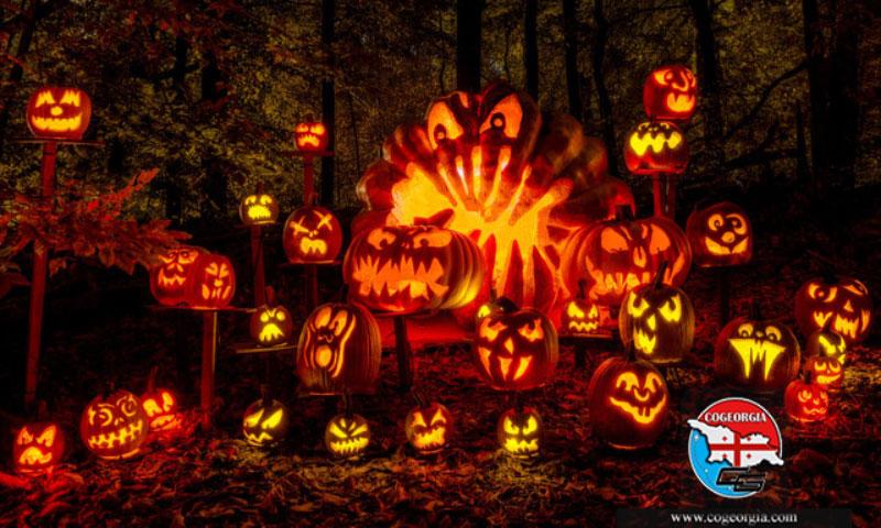 جشن هالووین یکی از مناسبت های گرجستان